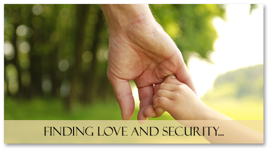 Finding Love and Security